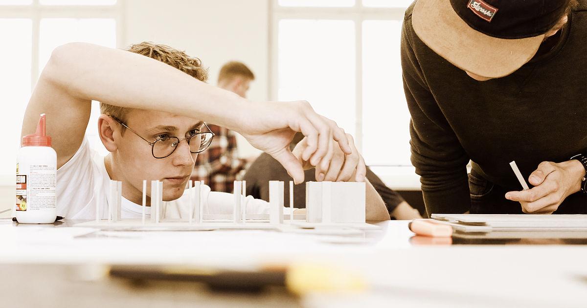 Bachelor of arts in architektur an der for Studium der architektur